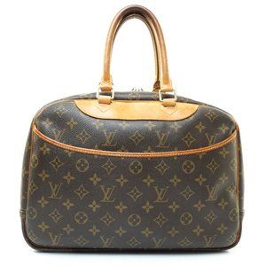 Louis Vuitton Deauville Business Hand #8183L28